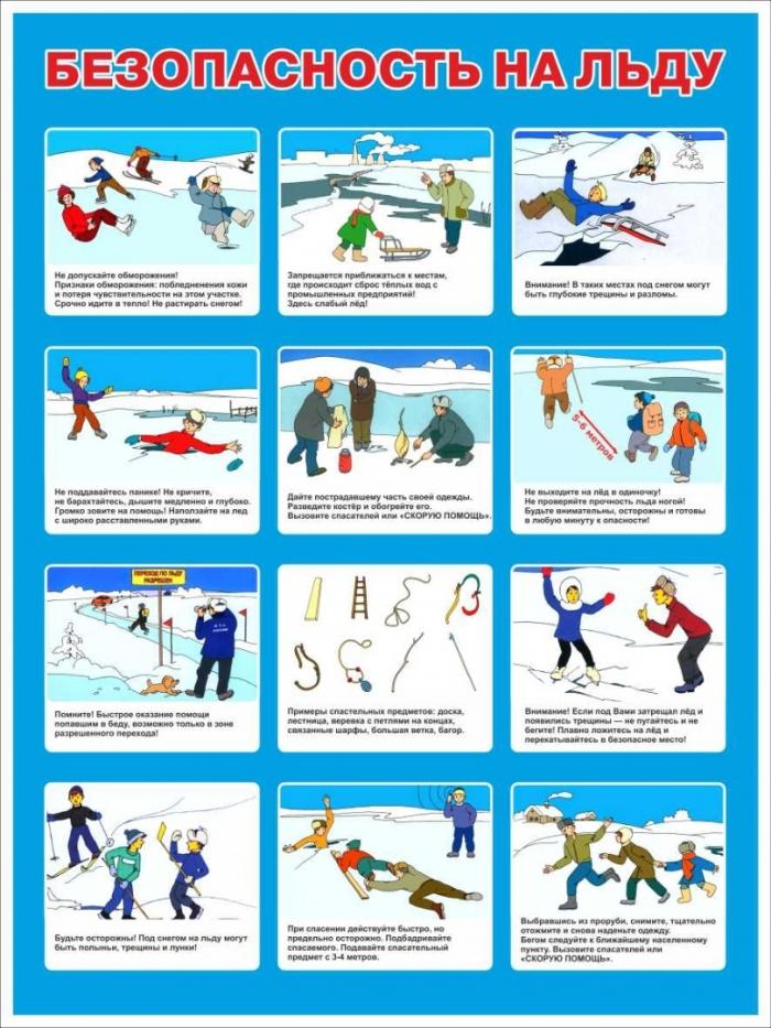 Безопасность на льду (ДБ_2)