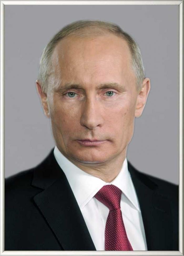 Портрет президента А3 (Г8)