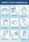 Мытье рук (C_5)